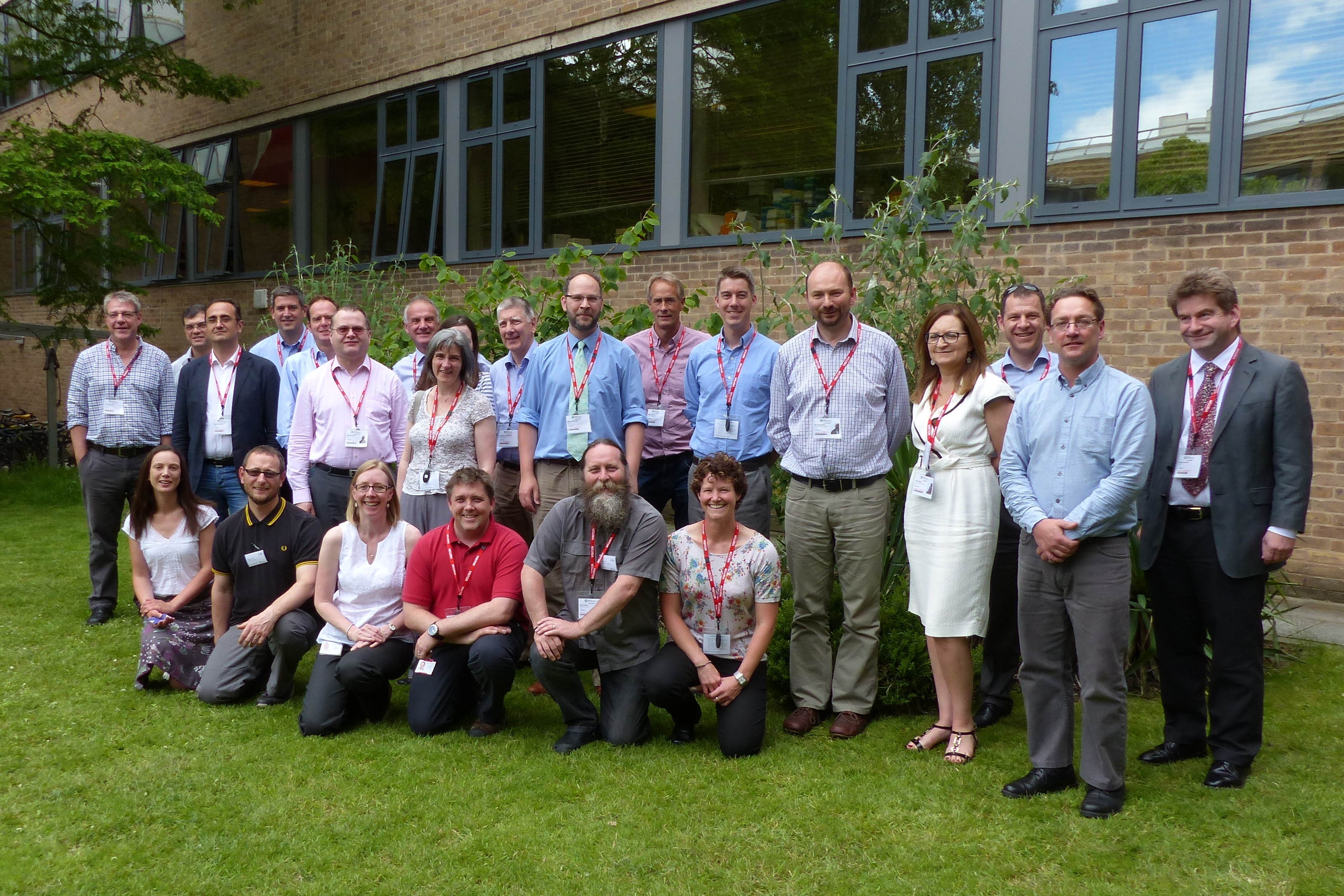 Bioenergy workshop attendees