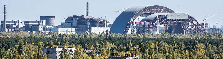 Chernobyl Power Plant © Shutterstock