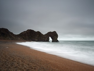 Durdle Door by Daniel Hauke