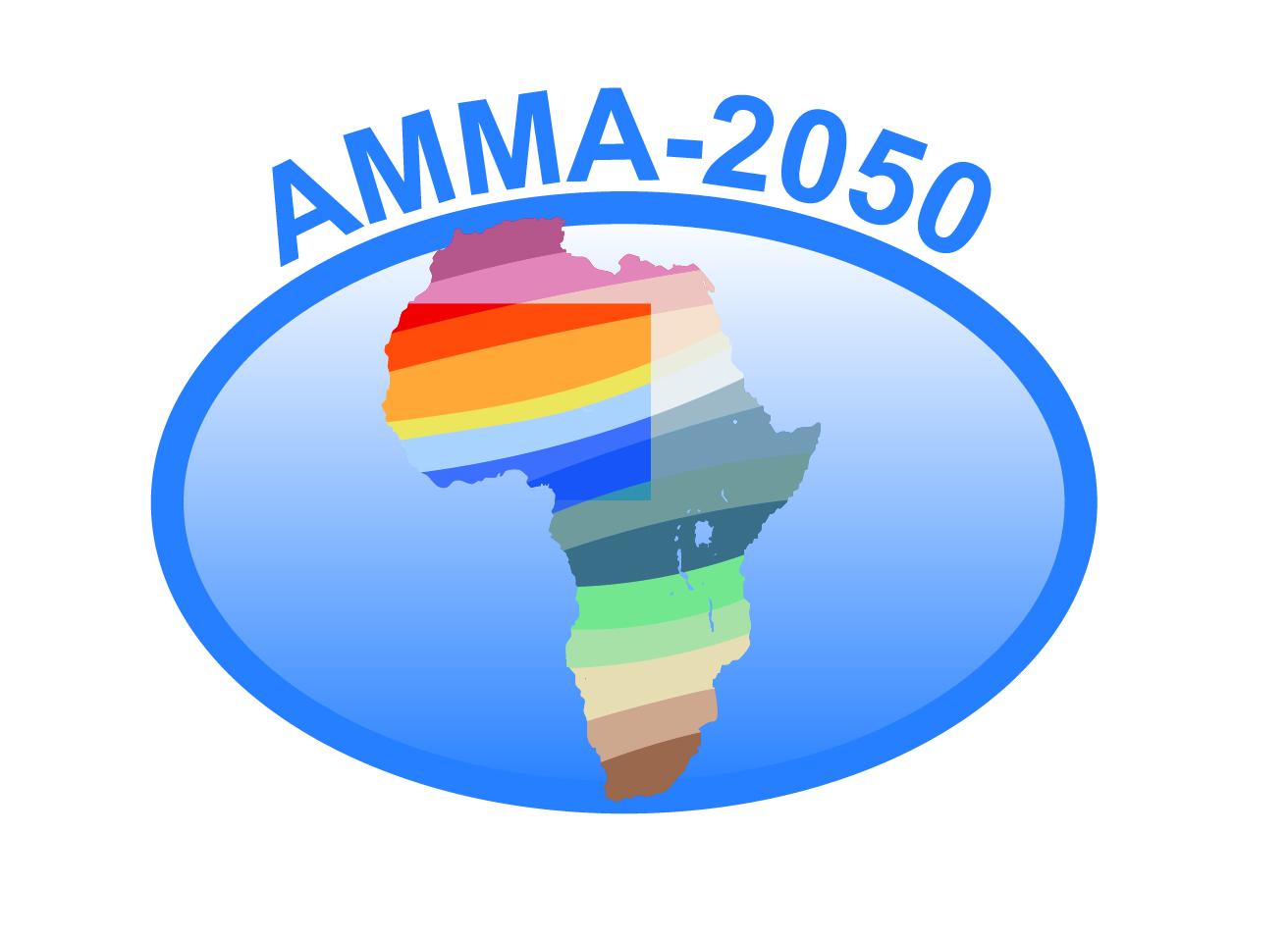 Amma2050 logo